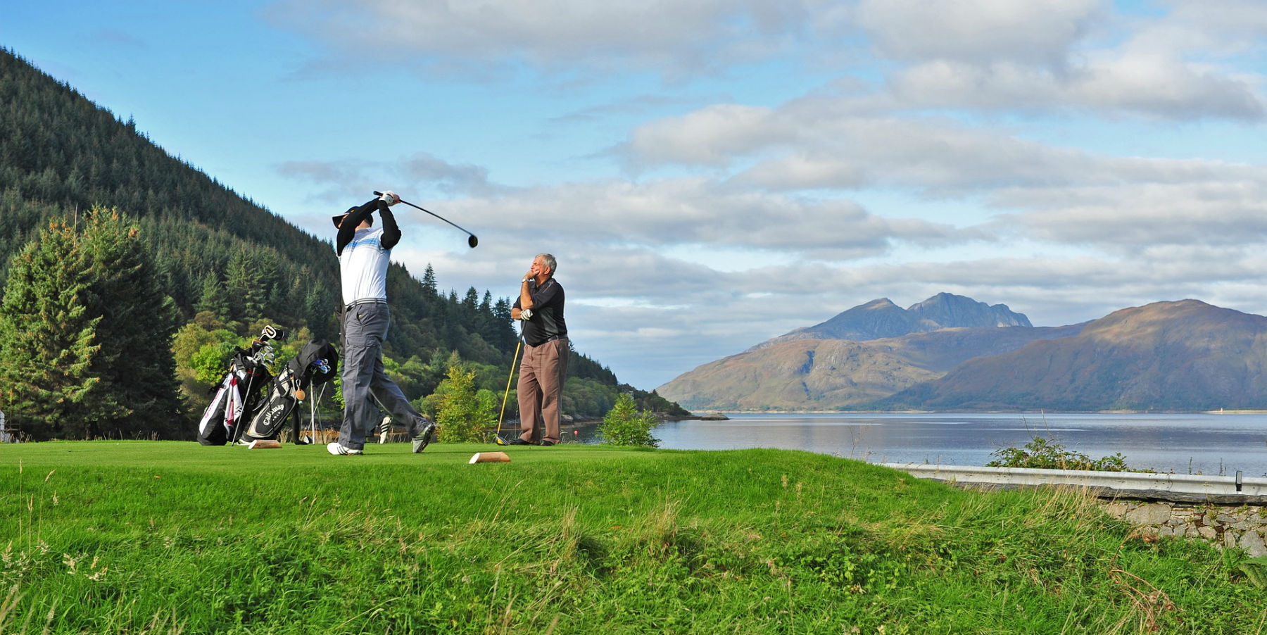 List of scottish golfers