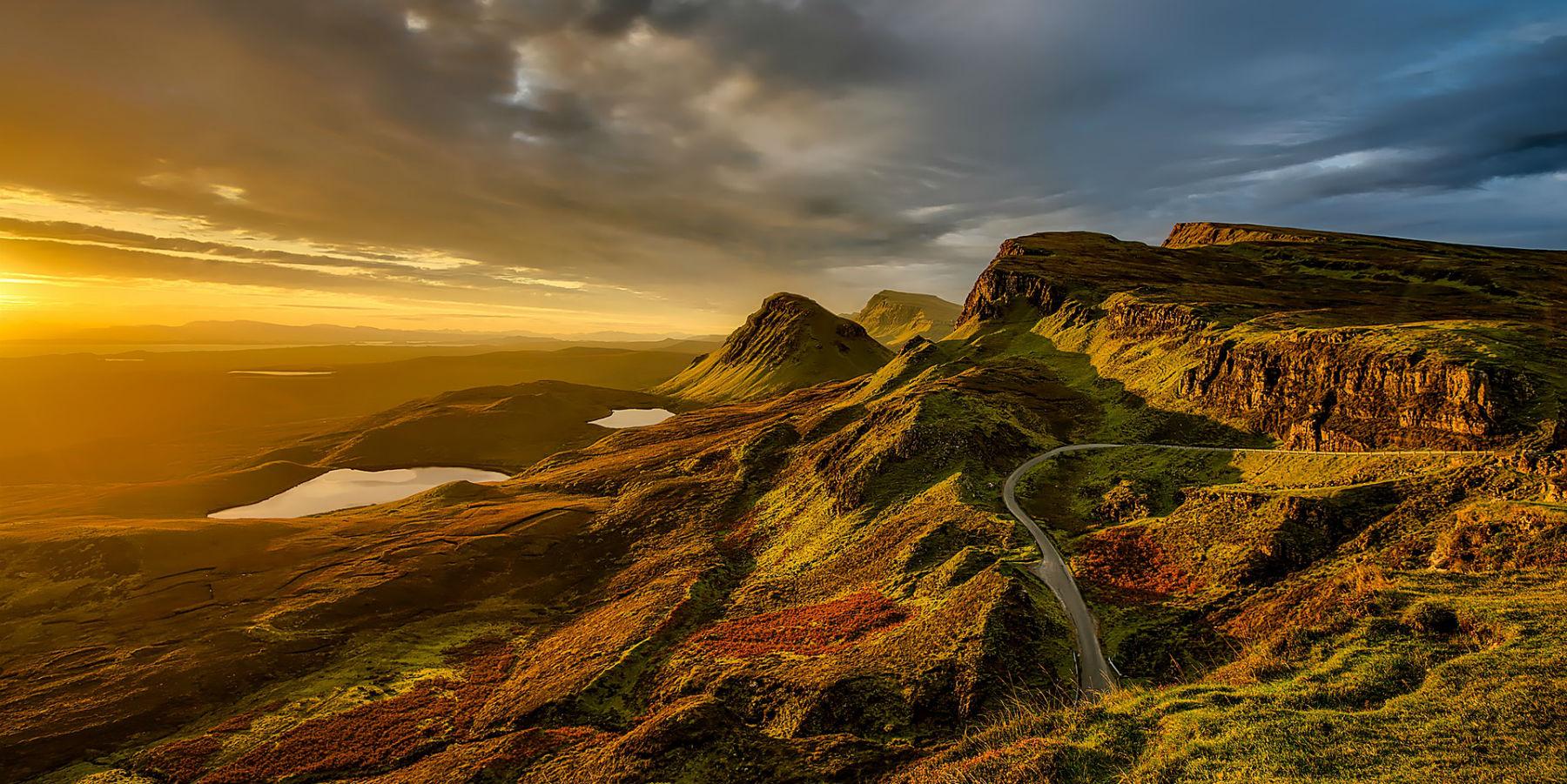 Scotland Car Hire & Small Group Tours