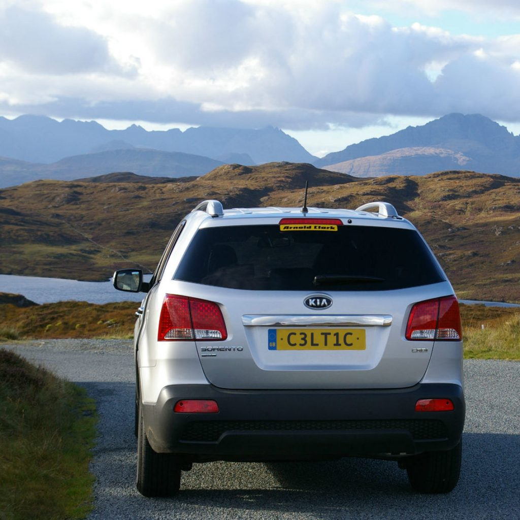 Car Rental Scotland