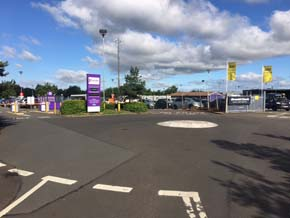 Arnold Clark Drop-off Edinburgh Airport