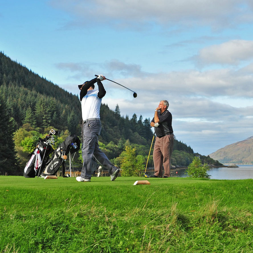 Guided Scottish Golf Tours