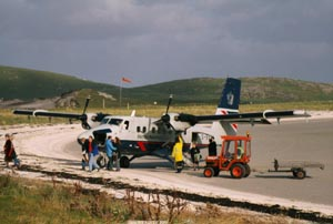 The 'Airport' on Barra