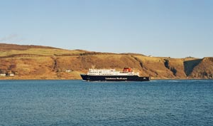Calmac Ferry, Isle of Harris