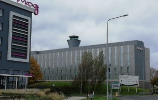 Moxy and Hampton Hotels Edinburgh Airport