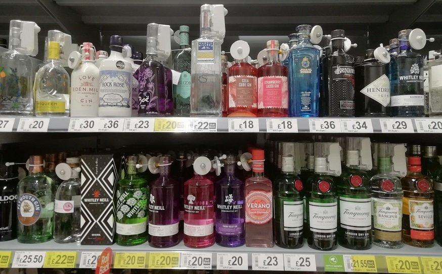 Supermarket Gin