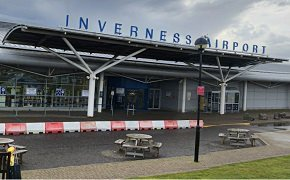 Inverness Airport Terminal Building
